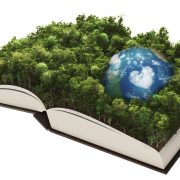 Globe-in-Book-Environmentally-Friendly