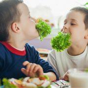 Το Αλφαβητάρι της παιδικής διατροφής