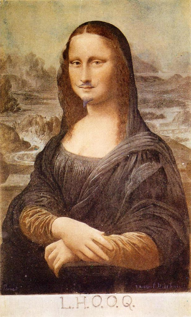 l-h-o-o-q-mona-lisa-with-moustache-1919