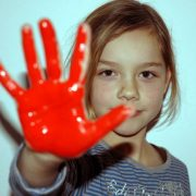 Red Hand Day Aktion