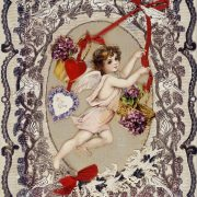 Museum of London_Card;_valentine_card_-_Google_Art_Project