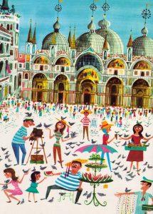 Richard-Erdoes-Piazza-San-Marco-Venezia