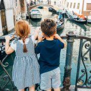 Βενετία με παιδιά