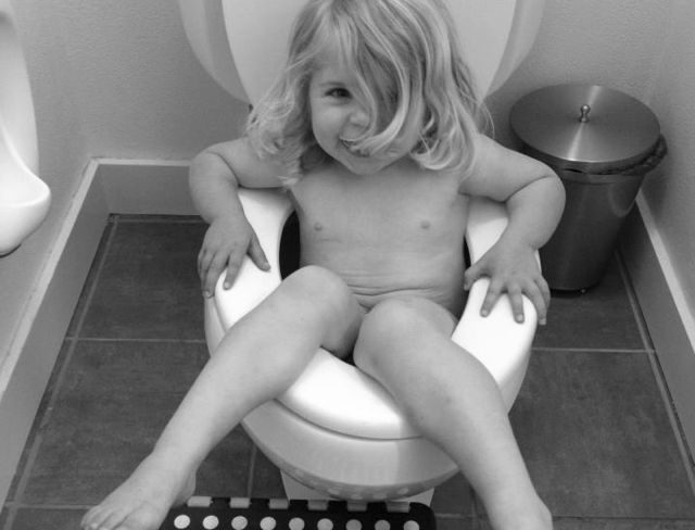 Potty Toilet Sex