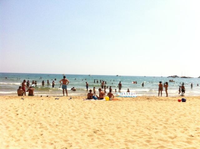 Gaeta-beach