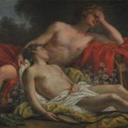 Nicolas-René_Jollain_-_Hyacinthe_changé_en_fleur_-_1769