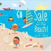 Sale on the Beach @ TMA