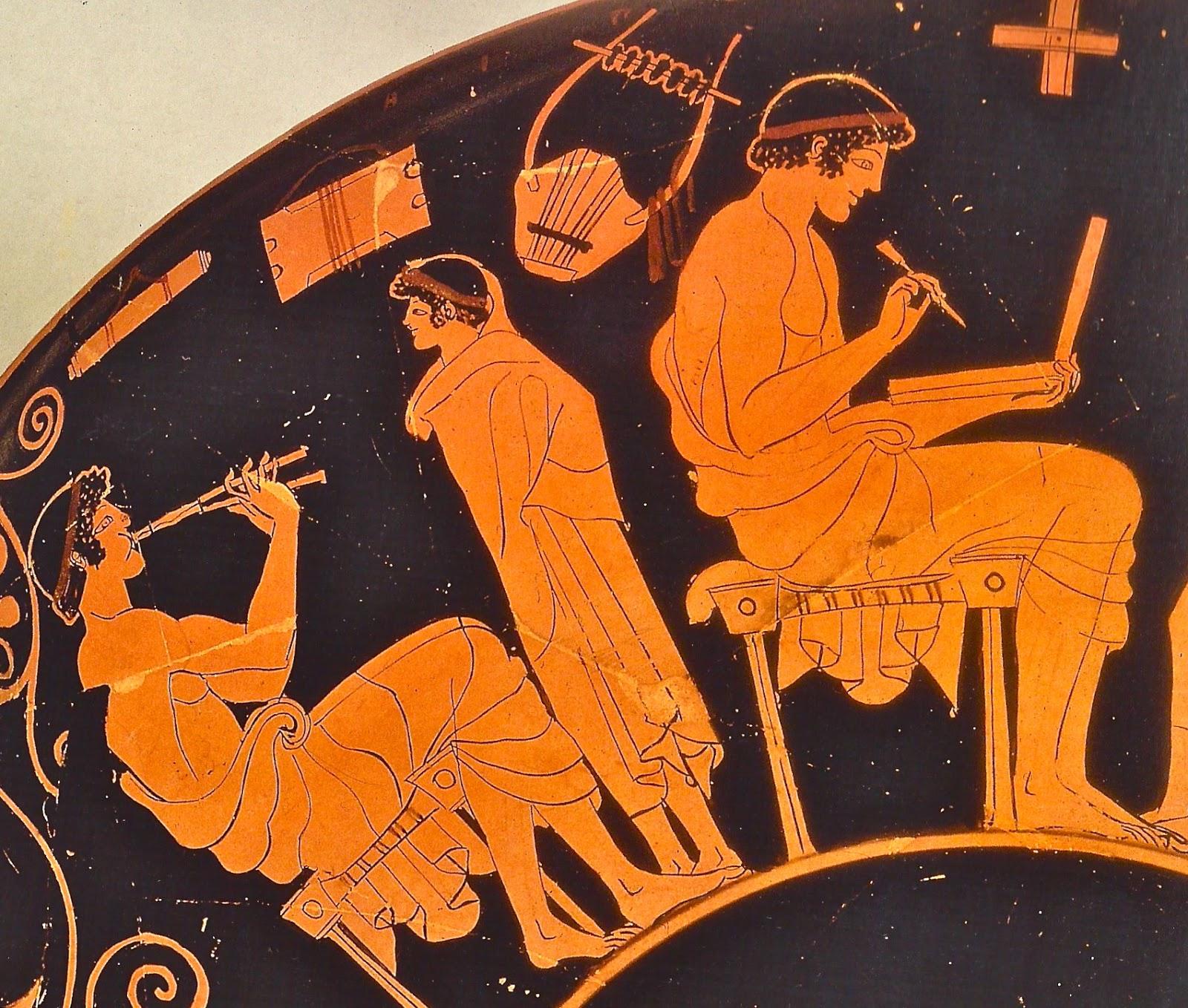 tablet-vase