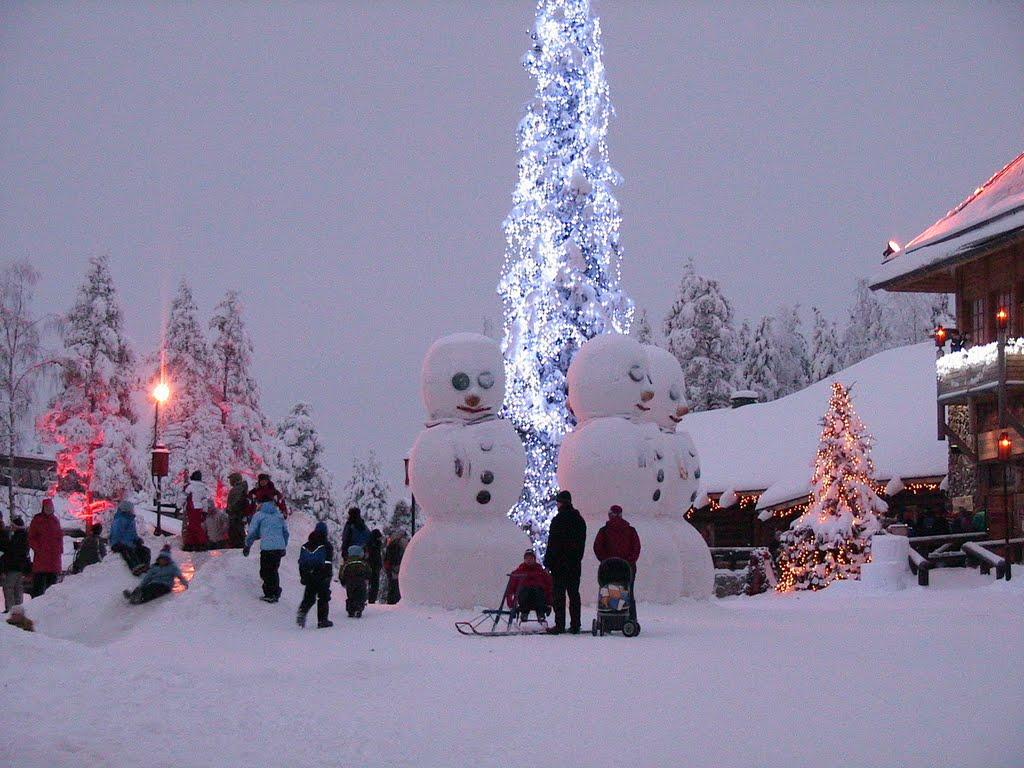 Φινλανδία με παιδιά