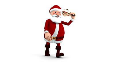 stock-footage-cartoon-santa-claus-walking-and-ringing-christmas-bell-front-view-high-quality-d-animation