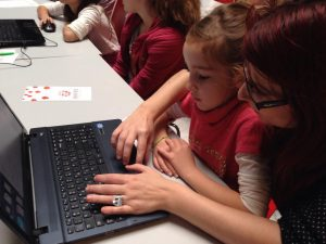 Girls go coding 1