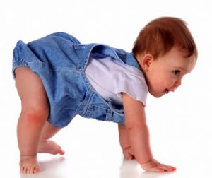 baby in jeans - Copy