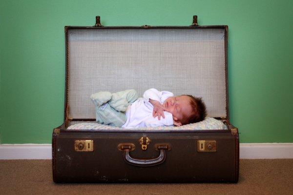 βαλίτσα του μαιευτηρίου