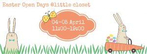 easter little closet