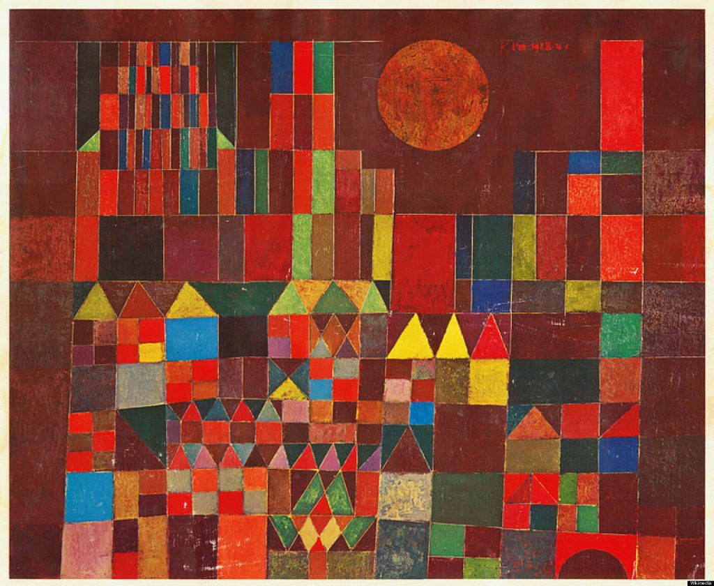 Μια πόλη γεμάτη χρώματα! Ο ζωγράφος Paul Klee