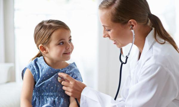 Προληπτικός ιατρικός έλεγχος στα παιδιά