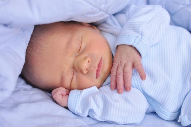 πρώτη μέρα στο σπίτι με το μωρό