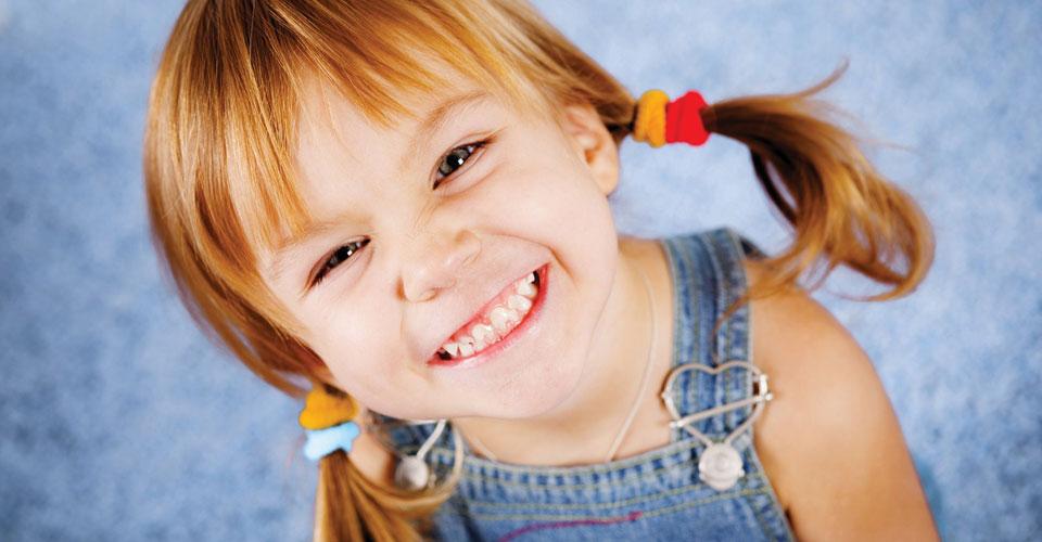 παιδικά δόντια
