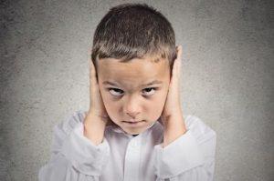 πώς καθυσηχάζουμε ένα παιδί