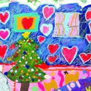 χριστούγεννα στο μουσείο ελληνικής παιδικής τέχνης
