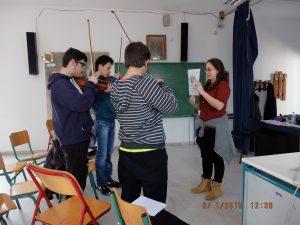 Εργαστήριο Βιολιού Κουφονήσια 3