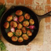 Οι τέλειες ψητές πατάτες ΒΑΣΙΚΗ