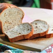 Ψωμί απο μέλι και γάλα ΒΑΣΙΚΗ