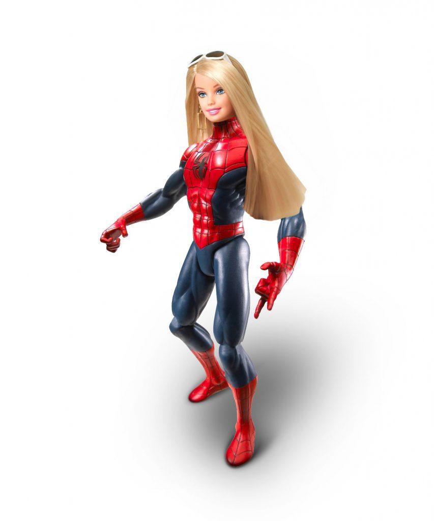 spiderbarbie