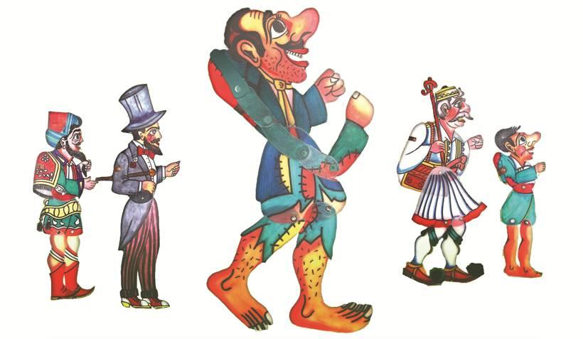 Το καρναβάλι του Καραγκιόζη