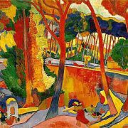 Andreacute Derain The Turning Road LrsquoEstaque 1906_zps8on5hkz3