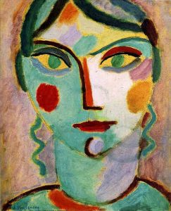 Mystical Head Head of a Girl around 1917 -_zpssullofno