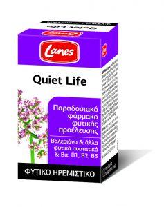 Quiet life box 100 tabs new