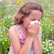 Άνοιξη και αλλεργίες