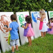 art-kids-party