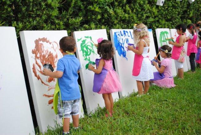 bd92b76a445 Παιδικό πάρτι: Πού και πώς. Πρωτότυπες και κλασικές ιδέες ...