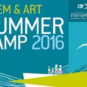 stemart summercamp banner