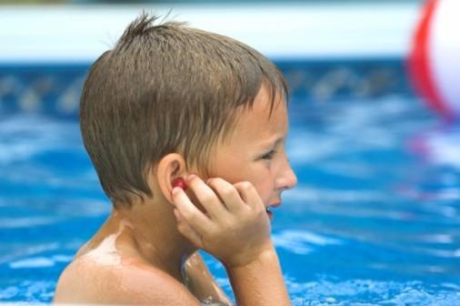 Το αυτί του κολυμβητή