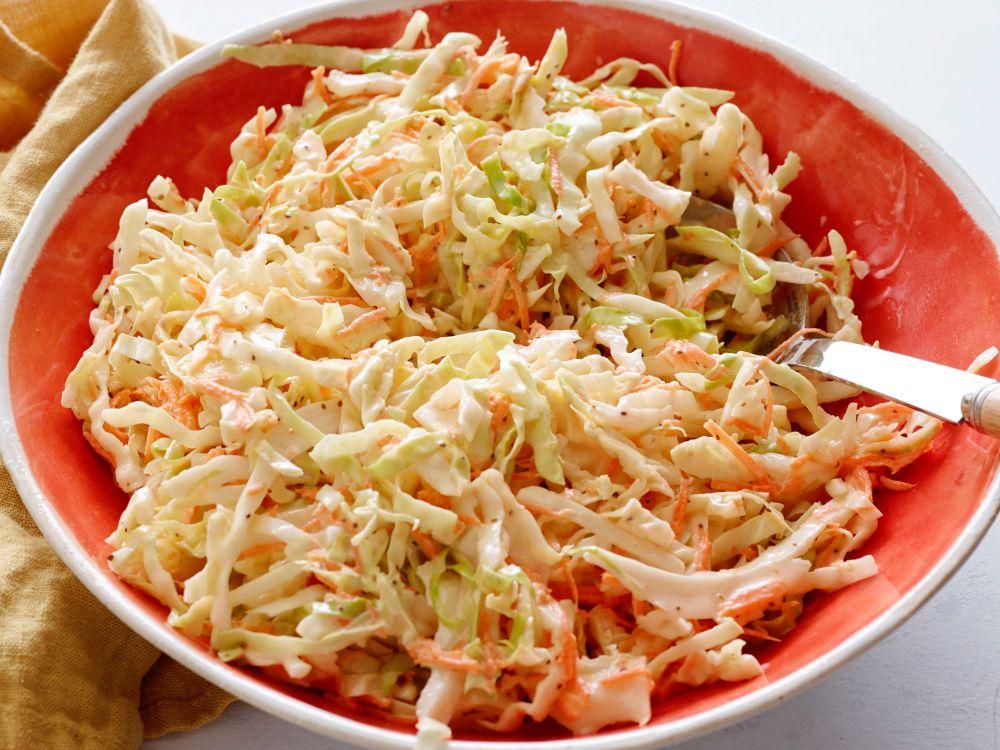 Λαχανοσαλάτα coleslaw