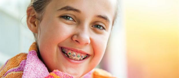 ορθοδοντική θεραπεία στα παιδιά