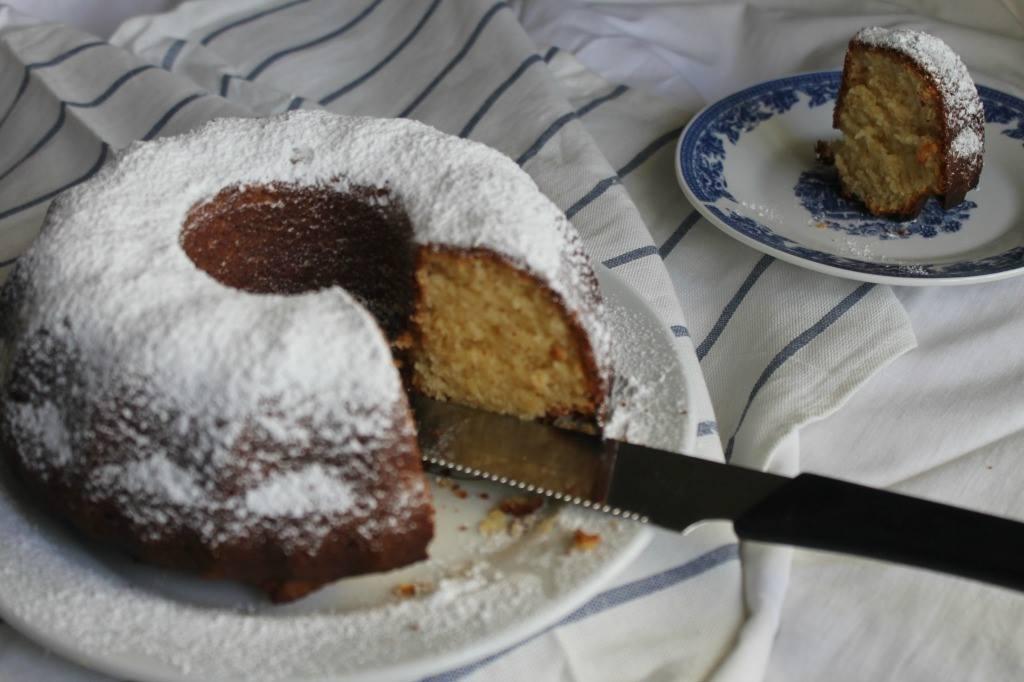 κέικ βανίλια για αρχάριους