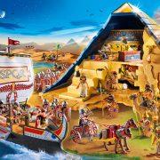 Romans and Egyptians_Scene