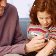 Σακχαρώδης διαβήτης στα παιδιά