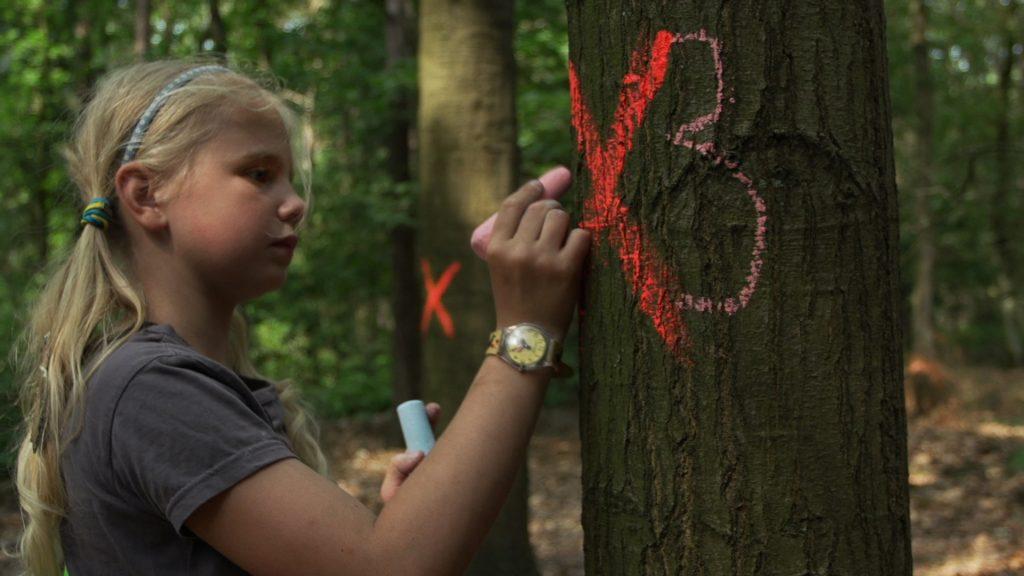 Still Once Upon a Tree I - Marleen van der Werf
