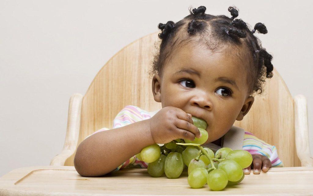 νηπιακή διατροφή