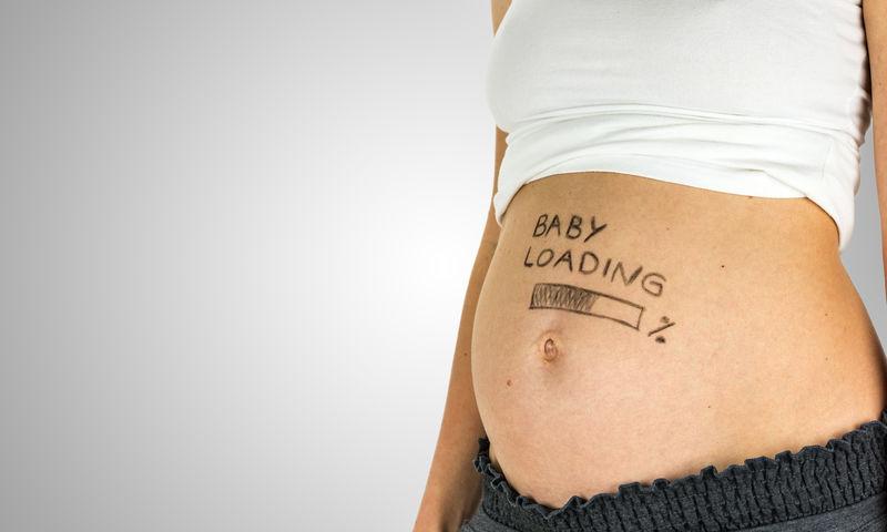ραγάδες στην εγκυμοσύνη