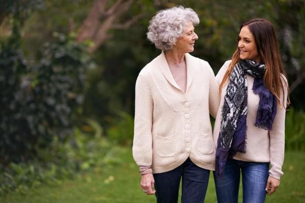 γονείς ζουν περισσότερο