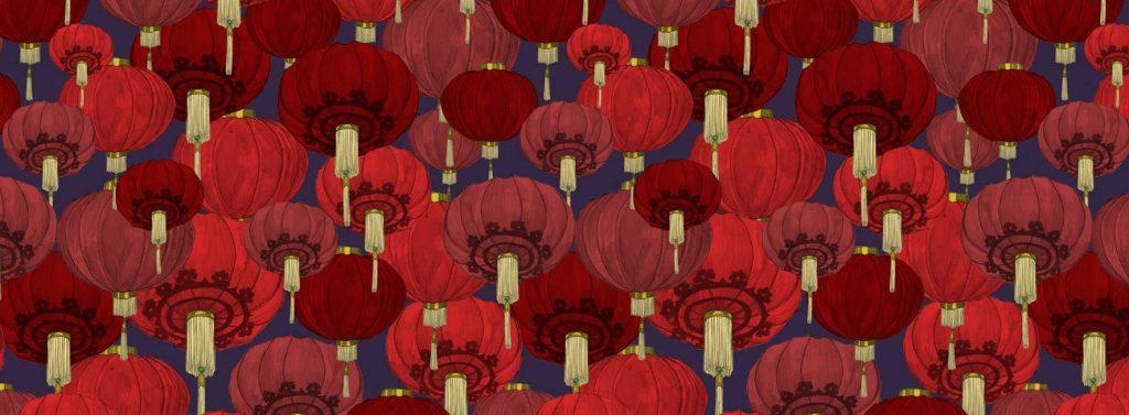 Μαγική Κίνα. Χρώματα και Τυπώματα