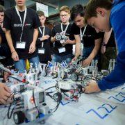 διαγωνισμός ρομποτικής