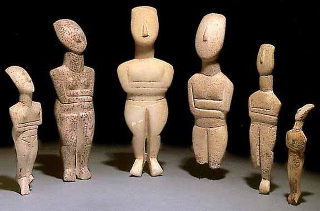 προγράμματα για παιδιά στο Μουσείο Κυκλαδικής Τέχνης