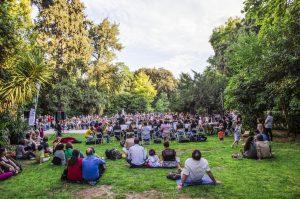 Athens gardens fest 2016 kosmos, photo Alice Koutoura